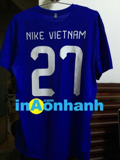in áo đá banh đẹp Công ty Nike Vietnam