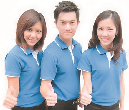 Dịch vụ in đồng phục công nhân